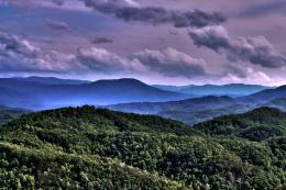 Appalachian Mountains CityMocha 554
