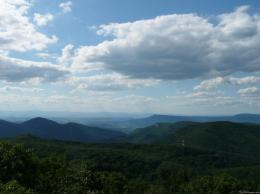 Appalachian Mountains II 442