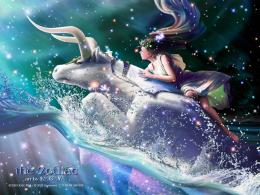 Aries Zodiac Fantasy Wallpaper Desktop 565