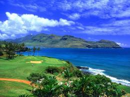 golf beach hd wallpapers, Beach golf hd Wallpaper, 4hdwall com