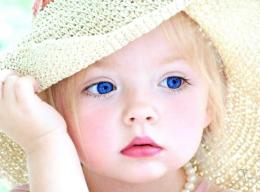 Blue Eyes Girls HD Images 400