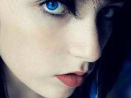 Beautiful Blue Eyes Girl Photos,HD Wallpapers,Images,Pictures