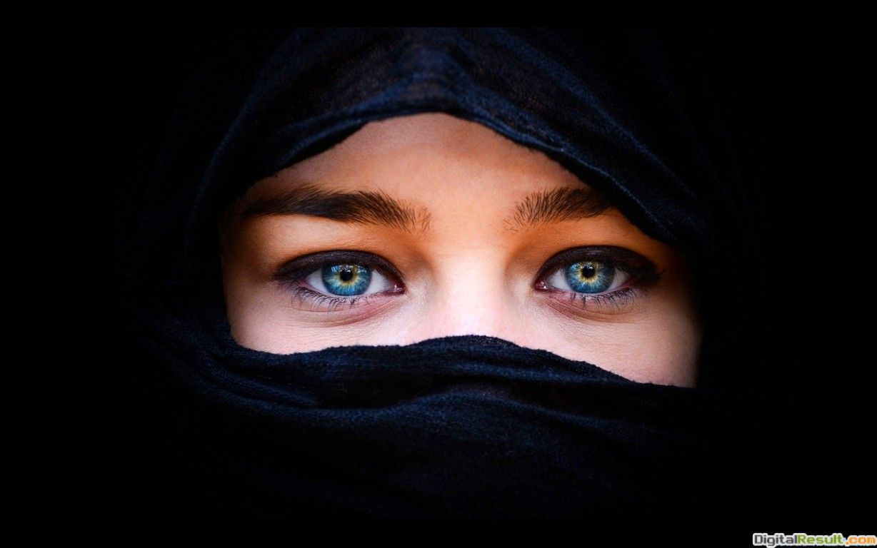 Homepage » Celebrities » ARAB GIRL BLUE EYE HD WALLPAPER