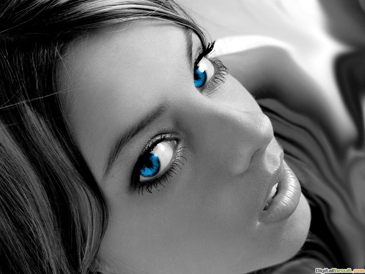 Emo Girl Blue Eyes Wallpaper: Common Details Found in Wallpaper HD Emo