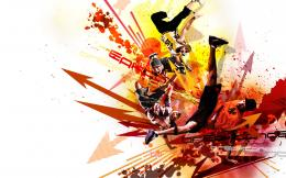 Breakdance wallpaperWallpaper Bit