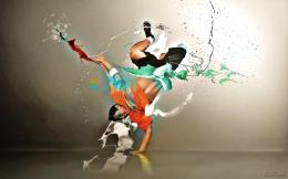 Breakdance Breakdancer Hd Place Com Wallpaper with 1280x800 Resolution