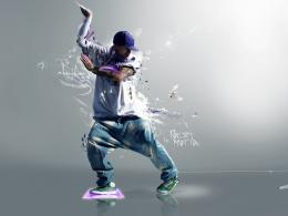 Wallpapers Break Dance 1024x768