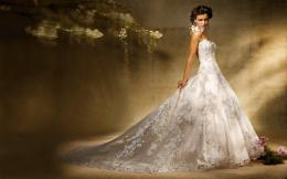 Lace Wedding Dresses 2013 Background HD Wallpaper White Lace Wedding