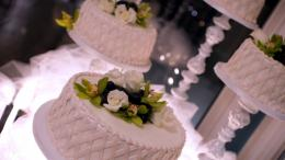 Beautiful Wedding Cakes 1920x1080p HD Wallpaper