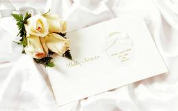 WEDDING INVITATIONDream Wedding Wallpaper