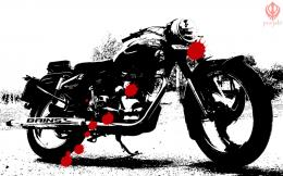Royal Enfield Bullet 350 wallpaper 1910