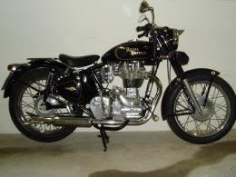 Royal Enfield Bullet Motorcycle Pictures 1874