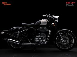 1024x768 Bullet 500 classic Black desktop PC and Mac wallpaper 478