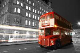 London Bus Routemaster 1055