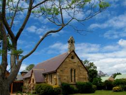Johnaposs Anglican Church Desktop Background In High Quality 608