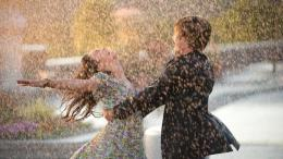 Couple Love Rain HD Wallpapers