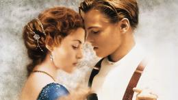 Titanic Couple Love Background HD Wallpaper Titanic Couple Love