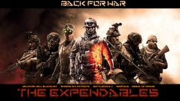 The Expendables Game Heroes
