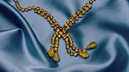 gold necklaces jewelry hd wallpapers widescreen gold jewelry 293