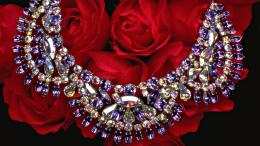 jewelry red roses beautiful wallpaper of high definition free