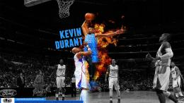 Dunk Kevin Durant Wallpaper HD 1370
