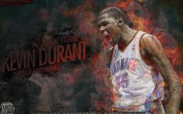 Kevin Durant Oklahoma City Thunder Basketball Wallpaper HD 1316