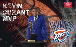 Kevin Durant NBA 2014 MVP Wallpaper 1449