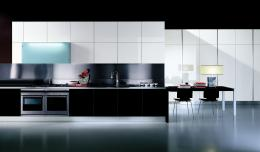Kitchen interior design HD Wallpaper