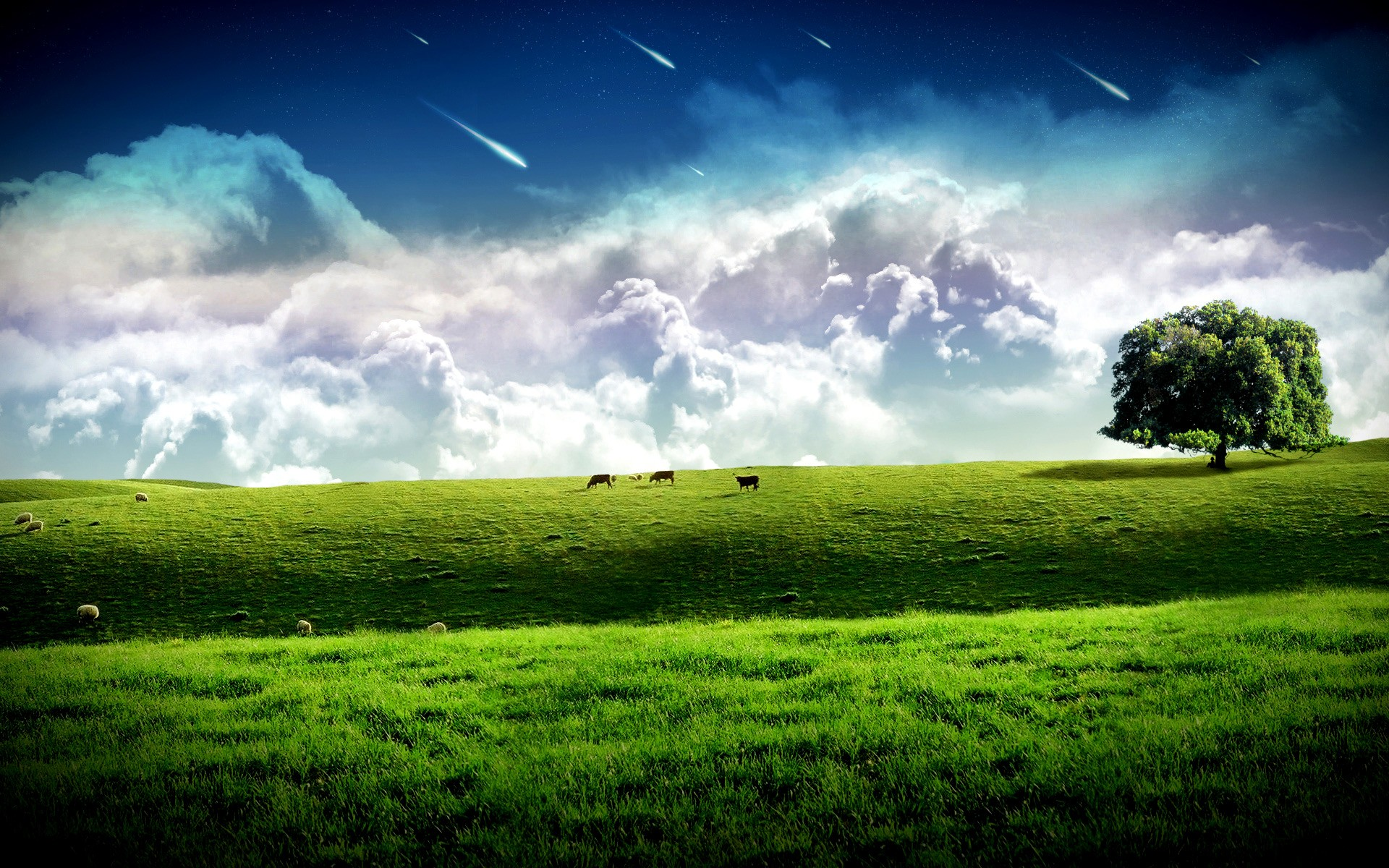 Landscapes wallpaper wallpapers desktop landscape fantasy imagepages 828