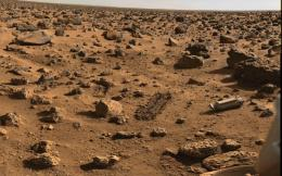 Mars surface Space 495