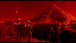 Planets surface of mars 1407