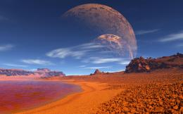 Fantasy Mars Hd Space wallpaper With Resolutions 1920×1200 Pixel 1070