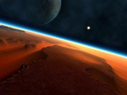 Mars Space HD Wallpapers 1683