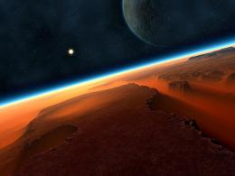 Mars Space HD Wallpapers 1009