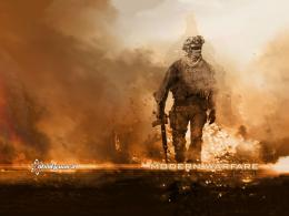 Call Of Duty Modern Warfare 2 Wallpaper Ghost 4731 Hd Wallpapers