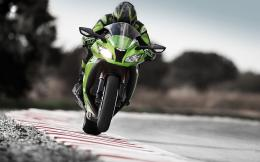 Kawasaki Motorcycle Racing | 2560 x 1600 | Download | Close