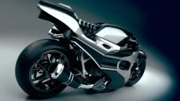 Black BMW Sports Bike HD Wallpaper