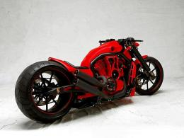 Motorcycles PORSCHE CUSTOM MOTORCYCLE