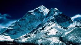 1366x768 mount everest peak desktop PC and Mac wallpaper
