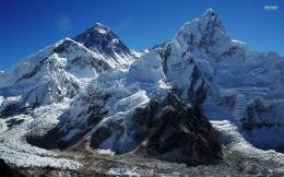 Mount Everest wallpaper 1920x1200