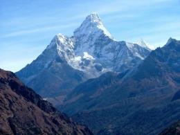 Mount Everest 2 HD Images Wallpapers For Desktop