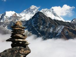 Mount Everest HD Wallpaper 554
