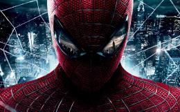 Spider Man Reflecting Eyes New Movie HD Wallpaper