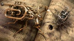 Music Instrument Buggy Instruments Free Hd Wallpaper with 1920x1080