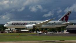 787 Qatar Airways Hd Wallpaper | Tech Wallpapers 1880