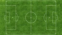 Soccer Field HD Wallpaper