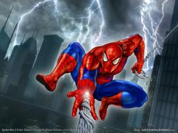 Spiderman desktop wallpaper 4