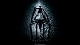 The Amazing Spider Man 2012 Shadow Wallpaper