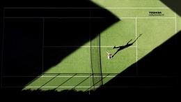 Toshiba tennis HD Wallpaper
