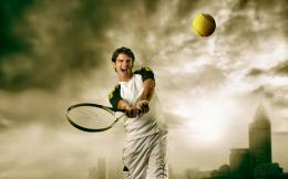 Picture Name: Tennis Racket And Ball HD Wallpapers Resolotion: 2048 x